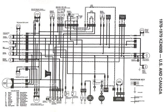wire diagram 1979 kz400 wiring diagram schema