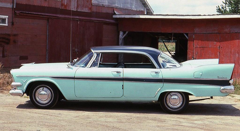 1957 dodge mayfair 4 door hardtop canadian richard for 1957 dodge 2 door hardtop