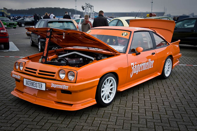 j germeister opel manta duits autosport festival 2009. Black Bedroom Furniture Sets. Home Design Ideas