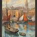 La cte d'meraude. Le Port de Sainte-Malo