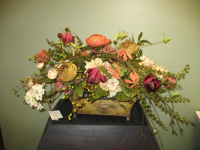 Silk flower arrangements floral expressions inc janesv
