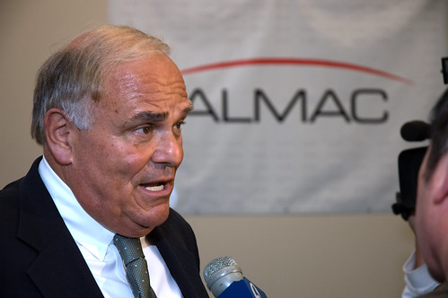"Pennsylvania Governor Rendell Visits Almac Clinical Services | by Steve ""PodcastSteve"" Lubetkin"