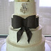 Big bow cake