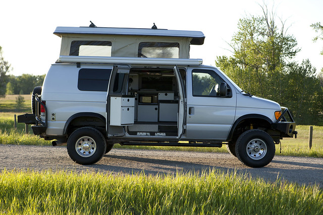 2005 Sportsmobile Ford RB E350 Diesel 4x4 | Flickr - Photo ...