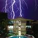 Lightning At Resort