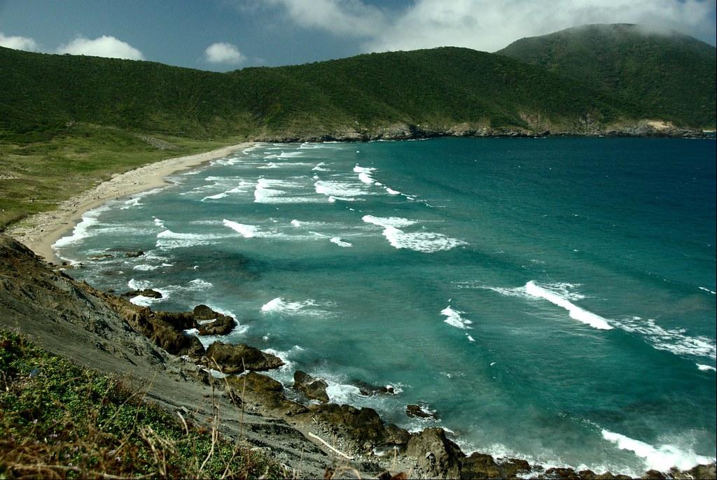 Playa de la siete olas...