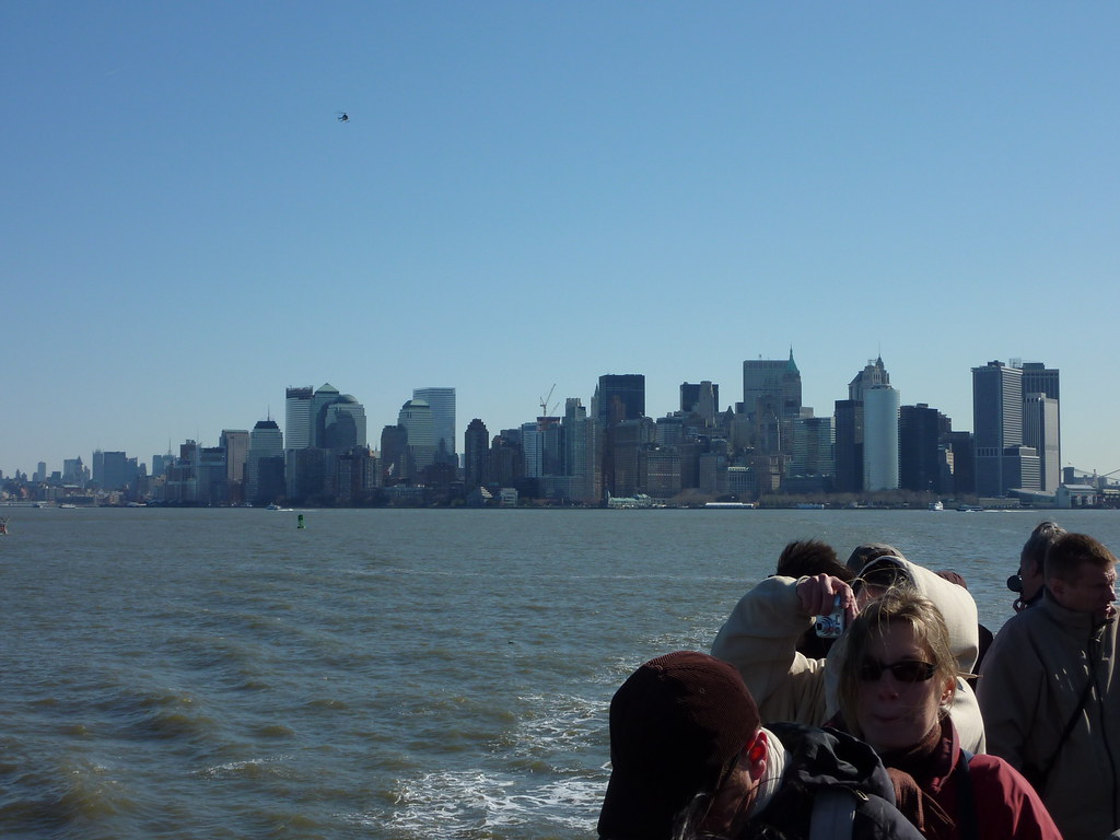 Ferry Battery Park To Staten Island