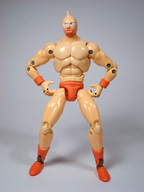 Toys For 4 And Up : Ultimate muscle — king loose front the original