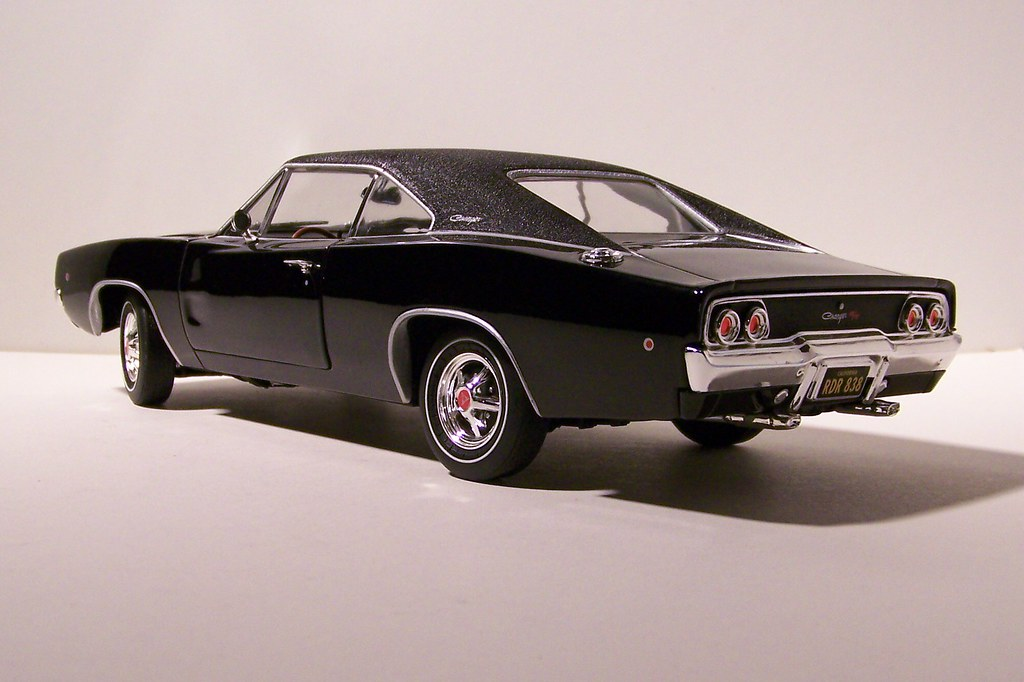 Dodge Charger R T 1968 1 This Angle Really Shows Off