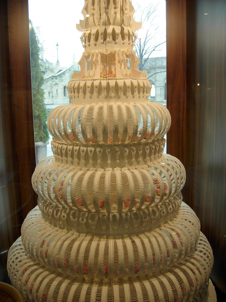 Biggest Wedding Cake Ever The Biggest Wedding Cake Ever M Flickr