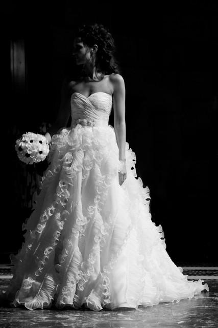 Gotham hall new york city wedding bride2 gotham hall new for City hall wedding dresses nyc