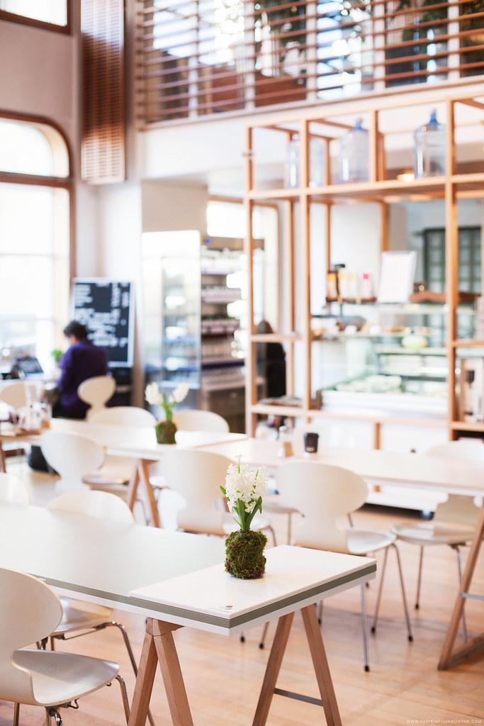 Cafe Coworking Paris
