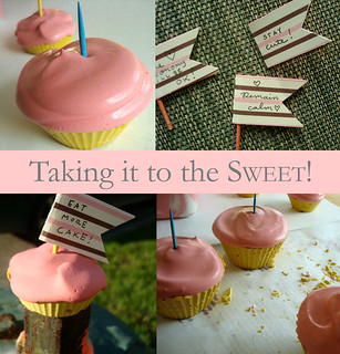 Taking it to the Sweet | by cakespy