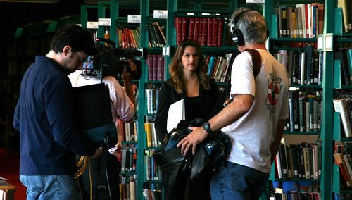 PBS The History Detectives films at Kennedy Library | by Robert E. Kennedy Library at Cal Poly