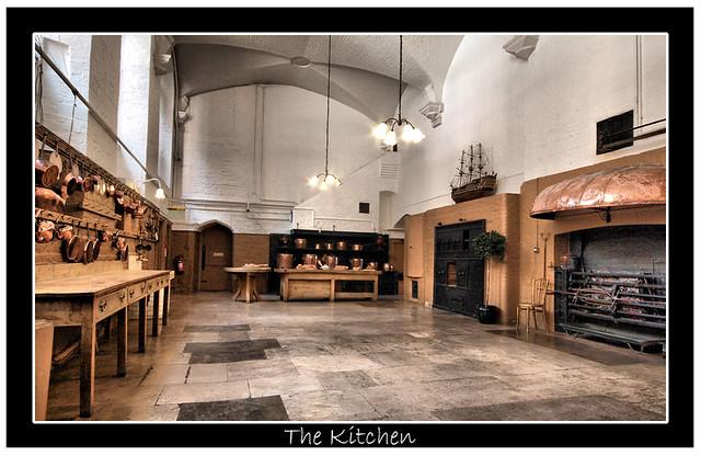 The Kitchen The Old Original Belvoir Castle Kitchen