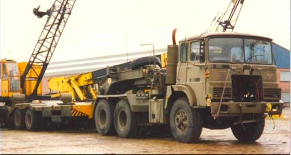 ftf truck | FTF truck ex-dutch army | donald de kloet | Flickr