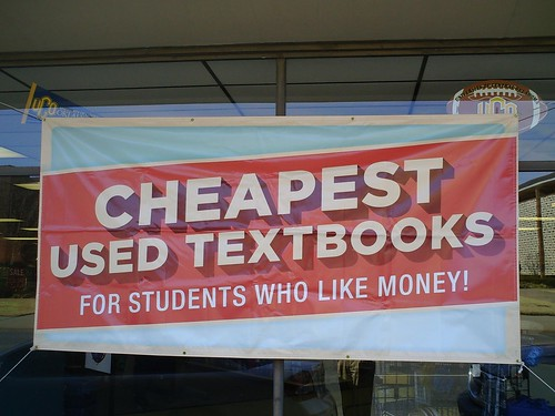 Cheapest Used Textbooks | by Wesley Fryer