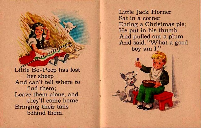Resultado de imagem para Little Jack Horner