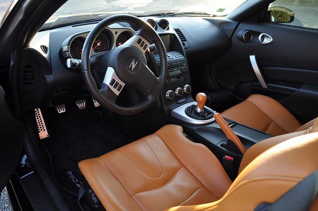 350Z Interior | By Automotiv66 350Z Interior | By Automotiv66
