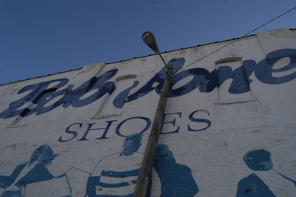 Bob Jones Shoe Store