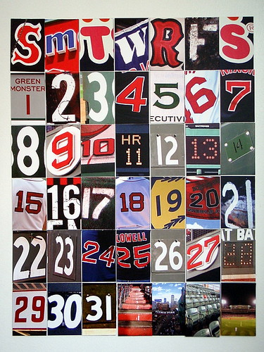 My Fenway perpetual calendar | by joyosity