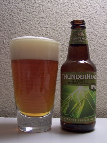 Pyramid Breweries Thunderhead IPA | by Must Love Beer