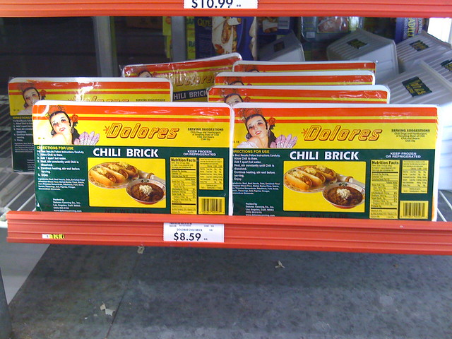 dolores brick chili