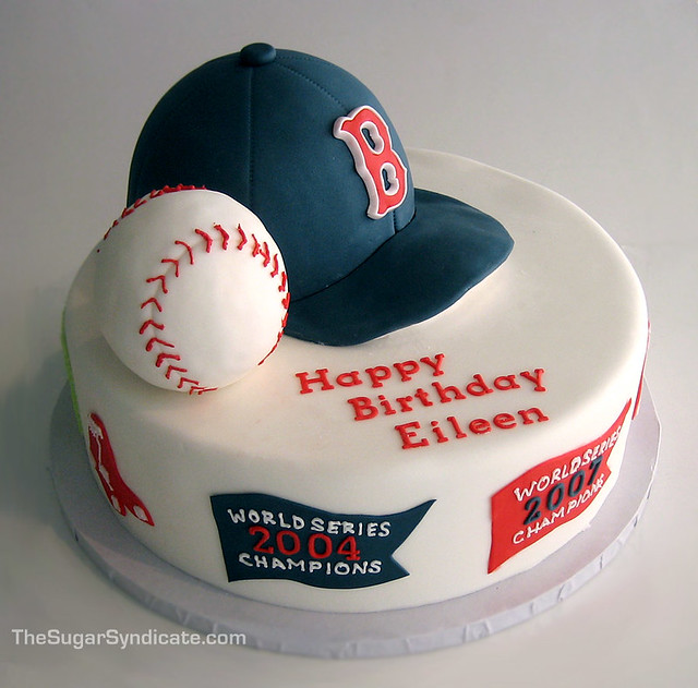 Boston Custom Birthday Cakes