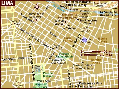 Mapa De Calles De Lima Per 250 Douglas Fernandes Flickr