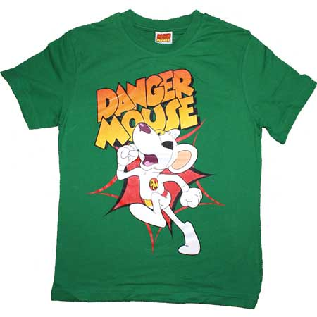 Danger Mouse Kids T Shirt