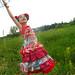 Kimono Blossom dress