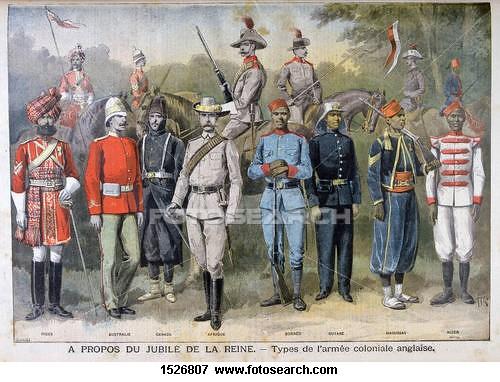 British Colonial Uniform 34