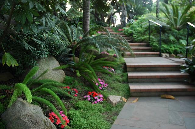 Meditation Garden Self Realization Fellowship Encinitas California Usa 3270 Flickr