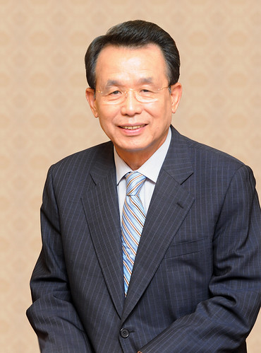 Han Seung-soo, Prime Minister, Korea | by Organisation for Economic Co-operation and Develop