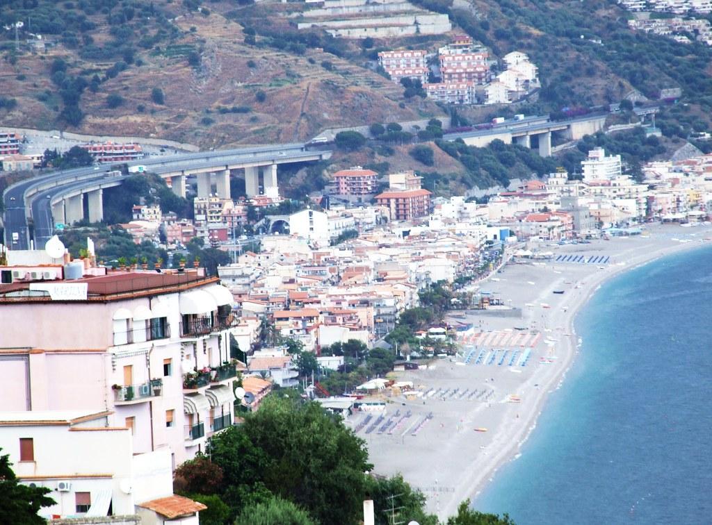 Taormina Letojanni Sicilia Italy Creative Commons By Gnu