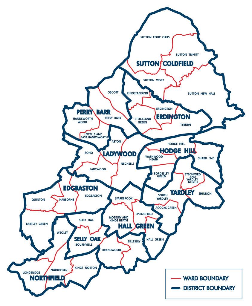 Birmingham City Council Car Parks For Sale