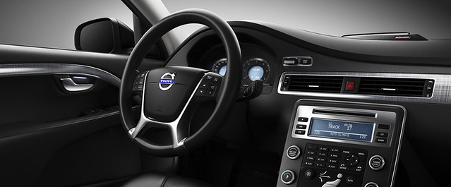 Volvo S80 interior | Interior view of the Volvo S80. For mor… | Flickr