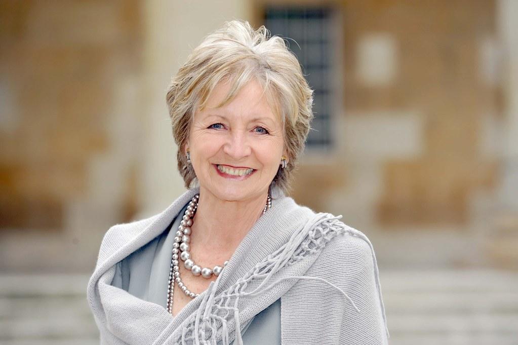 Sue Lawley | BBC Radio 4 | Flickr