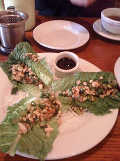 lettuce wraps | by The DLC