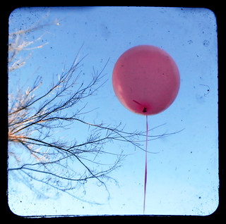 Day 153 : Pink Balloon, Blue Sky | by MonkeyBandit