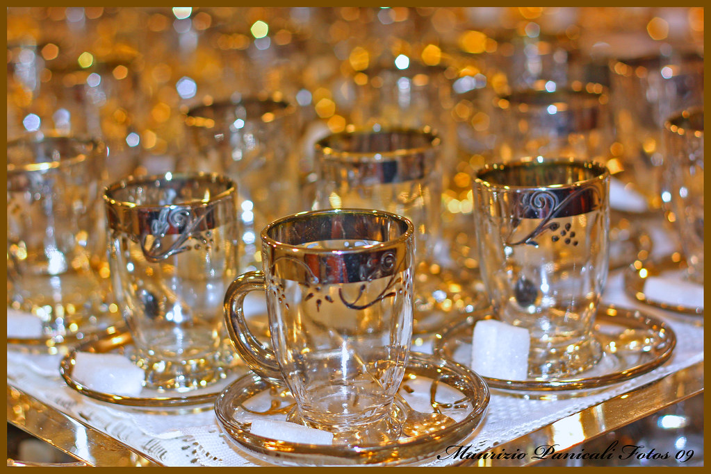 Arabic Coffee Cups Name