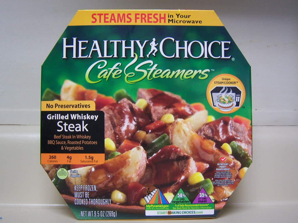 Is Healthy Choice Food Good For Diet