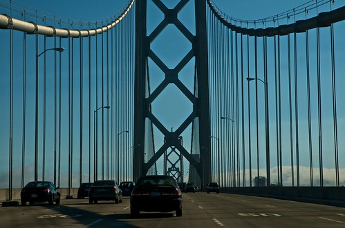 Oakland Bay Bridge | by Tulna