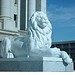Stone Lion at State Capitol
