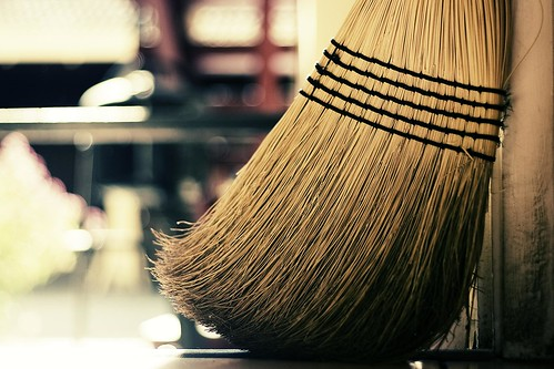 I should start a group for photos of brooms | by kaiton