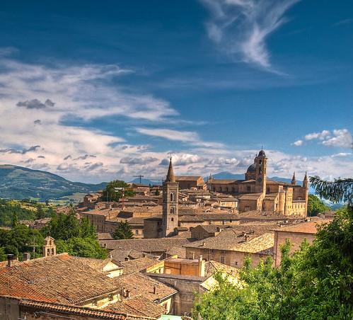 Urbino Italy Pictures City of Urbino Italy