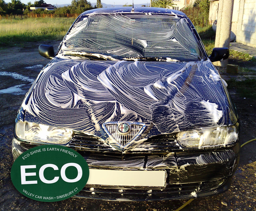 Eco Car Wash Pentagon City Mall