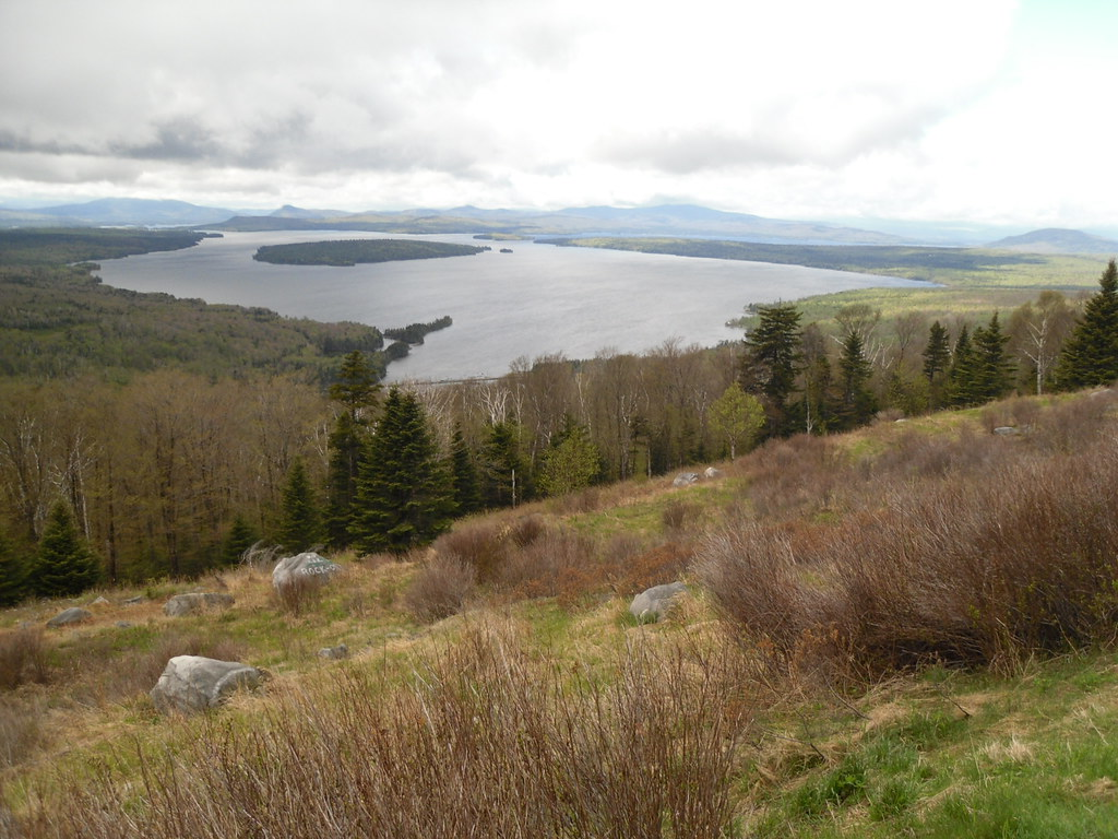 Height of land rangeley maine height of land for Free land maine