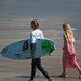 "(from a set of 142 images, representing the ""2nd-best batch"" of 4-star images; out of the whole 163 surfing images taken on 3/7/09).   Viewers, please add comments/notes/tags to identify the participants if you know who is in this photo!  Women, Girls, Su"