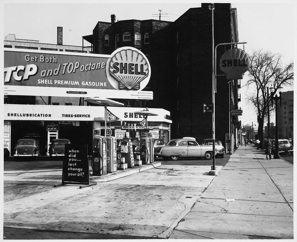 Symbols - Daytime, Shell - Shell Gas Station, Massachusett ...